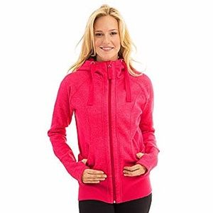 Active Life 90 Degree by Reflex Full Zip Hoodie